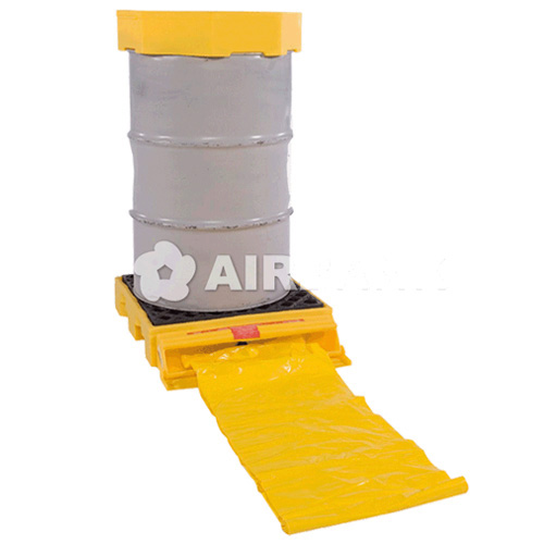 spill pallet with bladder